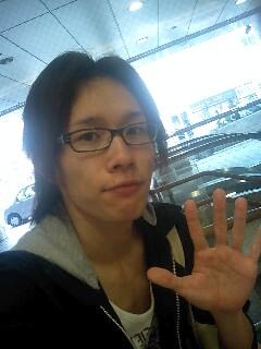 福岡空港到着!